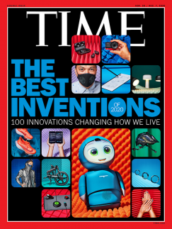 TIME 100 Best Inventions Of 2020