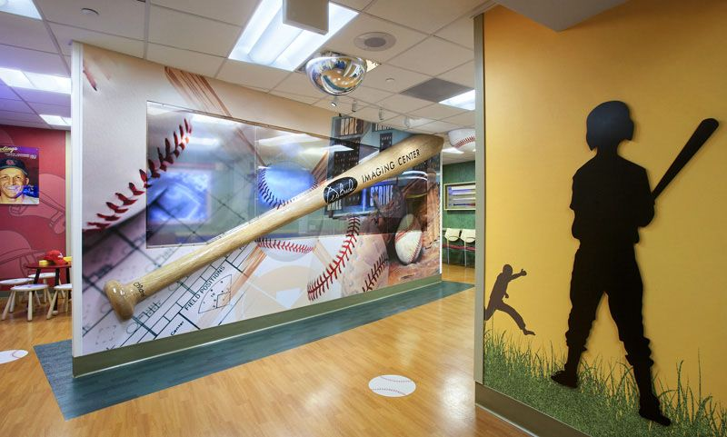Children's Hospital Sports Environment
