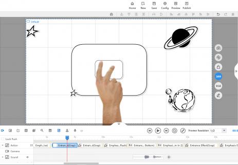 Mango Animate WM Drawing Animation Software