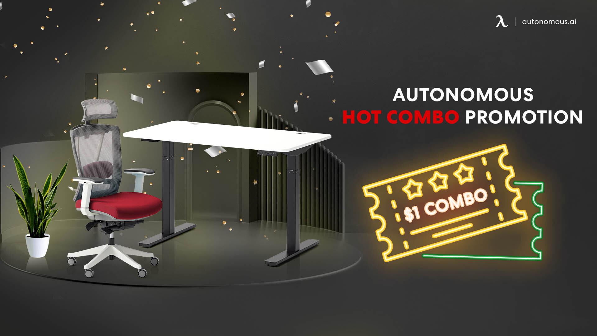 Autonomous Hot Combo 1 dollar