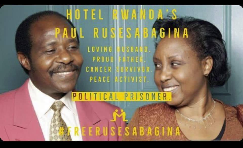 #FreeRusesabagina