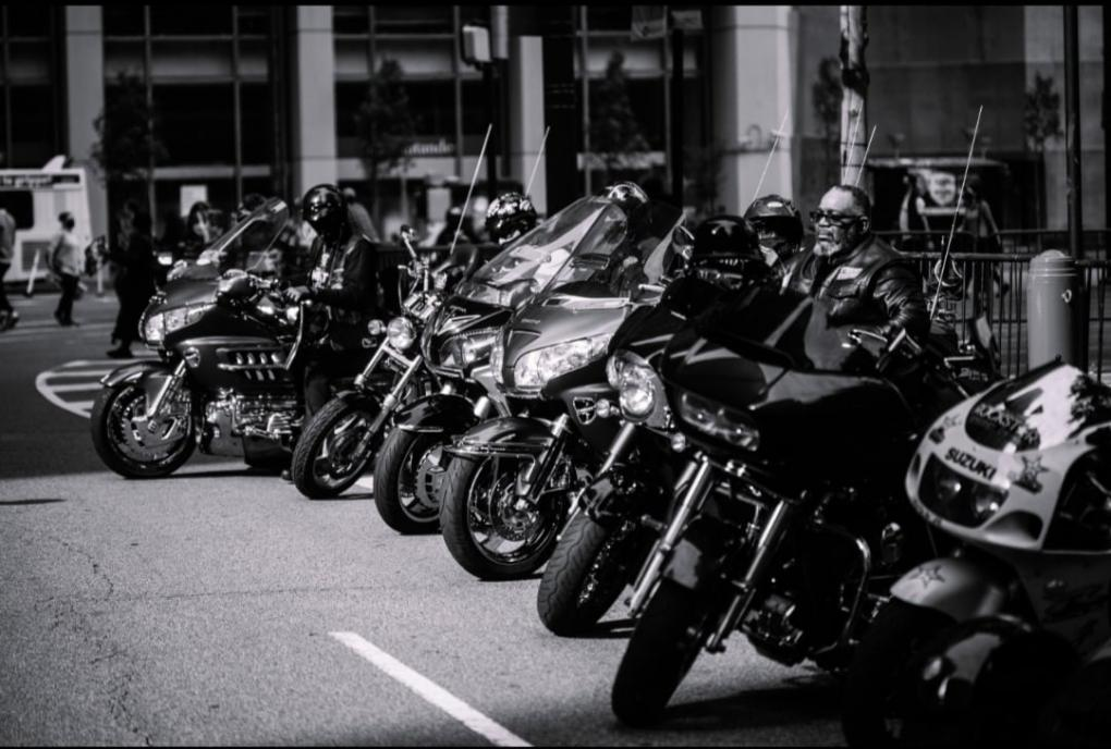 Black Bikers Vote Coming to Georgia In December
