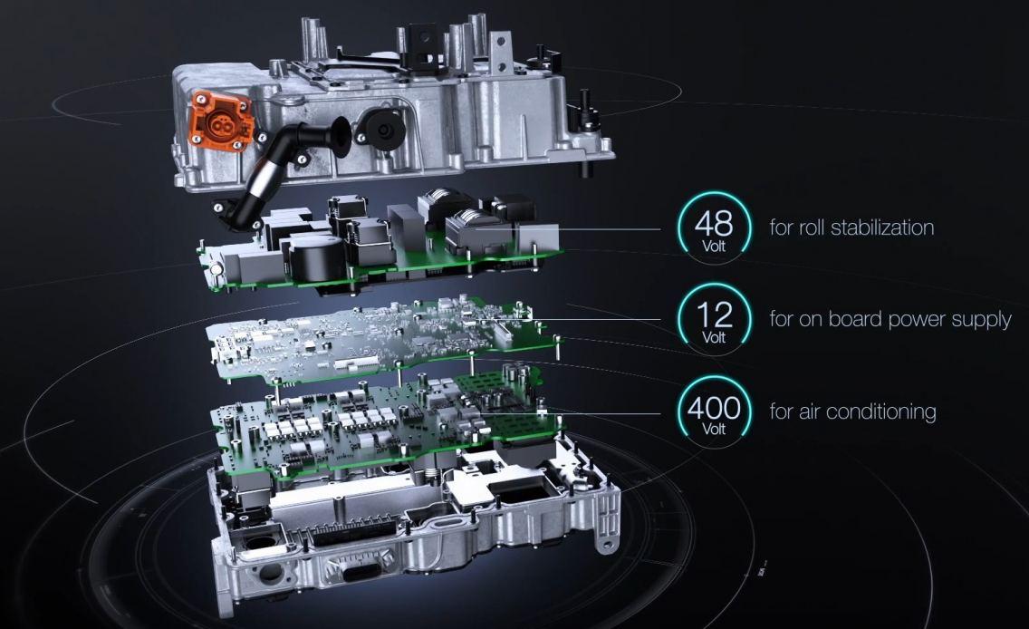 Preh 800V DC/DC converter (Picture: Preh GmbH)