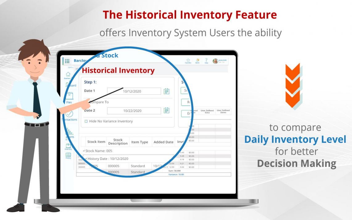 Inventory System - Inventory Issue Feature