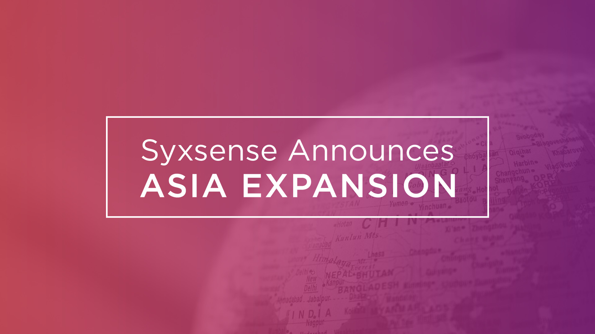 Syxsense Expands to Asia