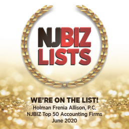 HFA named one of top 50 accounting firms by NJBIZ.