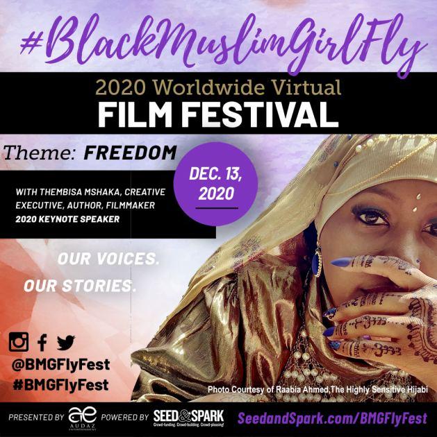 Bmgfly Film Fest 2020 Flier