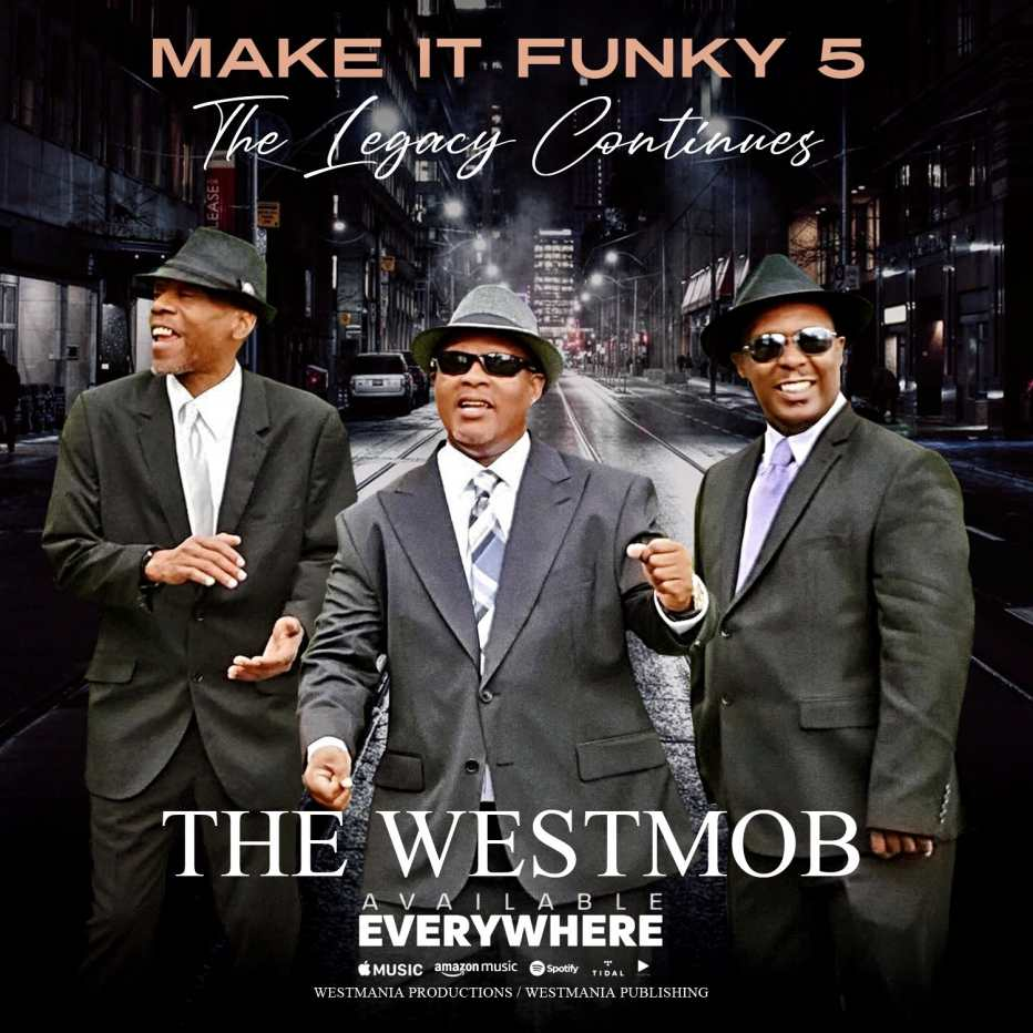 Make It Funky 5: The Legacy Continues
