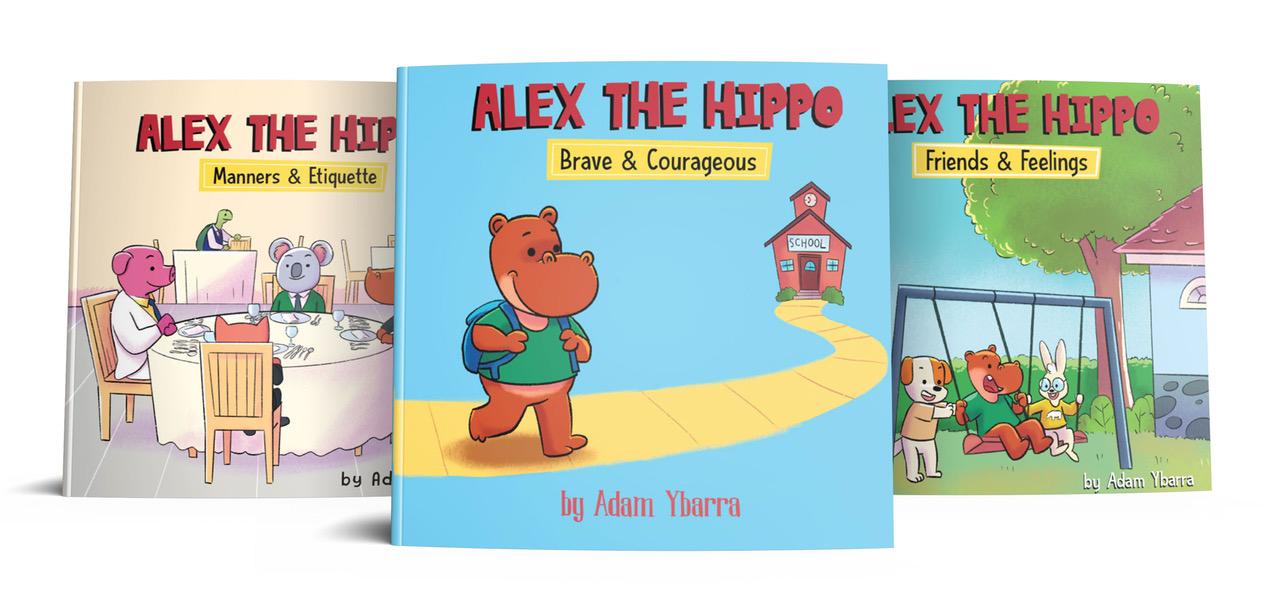 Alex the Hippo