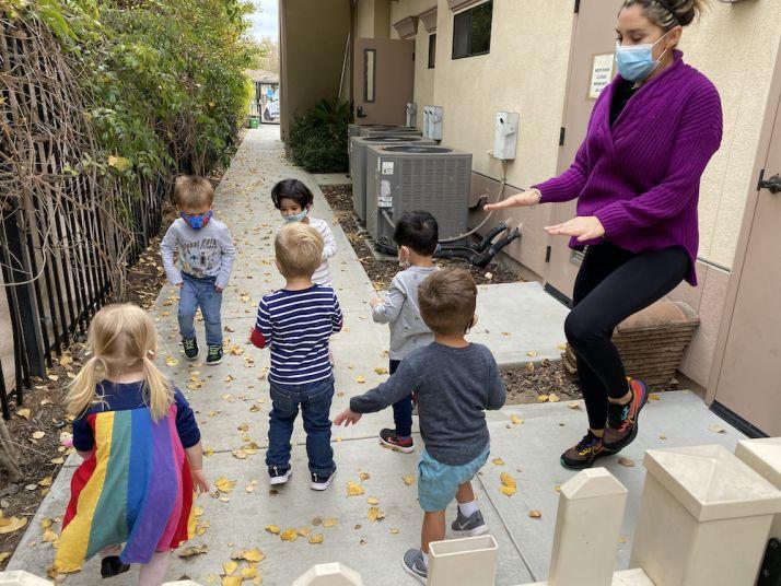 Help Children Overcome Stress