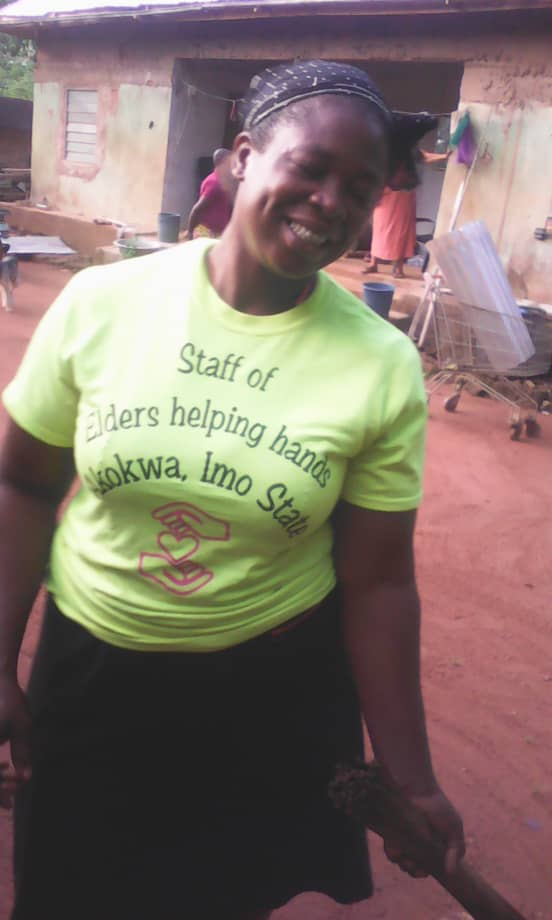 Administrator, Elders Helping Hand,  Akokwa