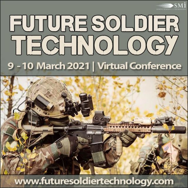 Future Soldier Technology 2021 -Virtual Conference