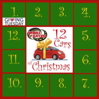 12 Cars of Christmas kicks off on December 11th