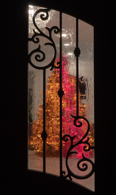Through the Glass Door