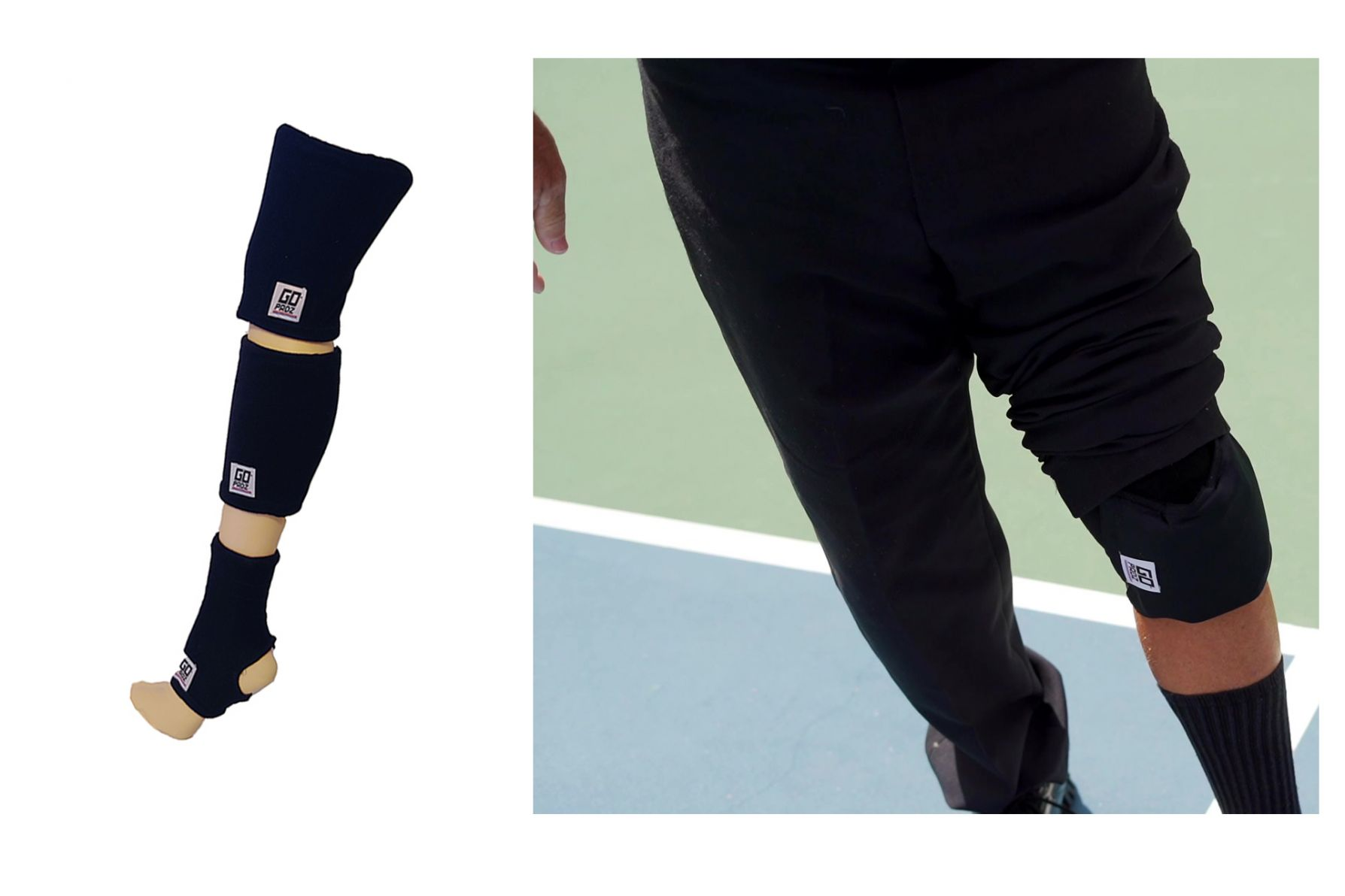 Stackable Compression Sleeve