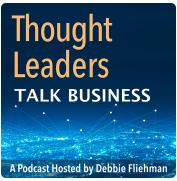 Donna Smith Bellinger Talks Business with Debbie