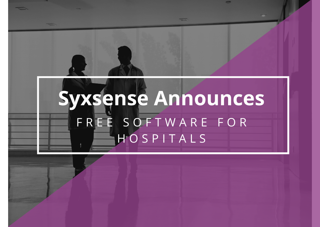 Syxsense Offers Free Subscription to Hospitals