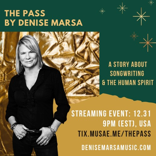 The Pass by Denise Marsa - Streaming Event