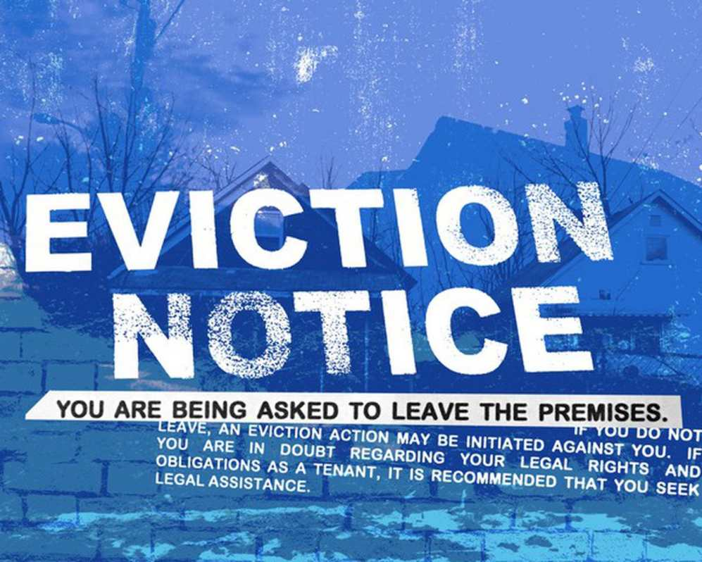 Eviction Flyer