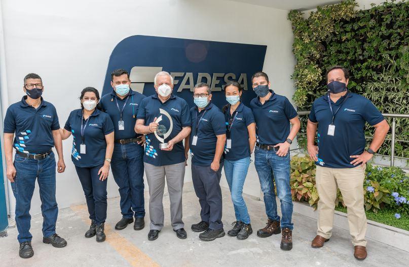 Fadesa Awarded SpecMetrix Certified Facility
