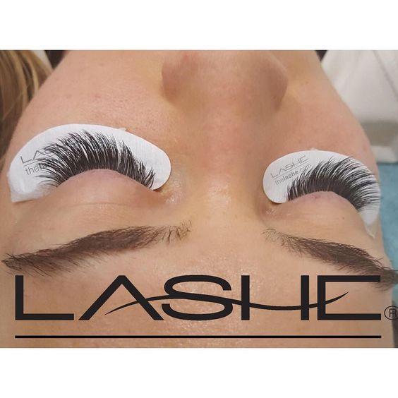 The Lashe Eyelash Extension Supplies