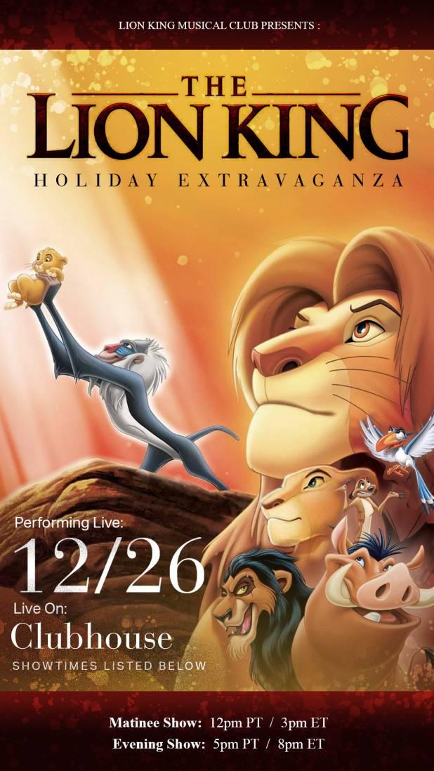 Lion King Promo Photo