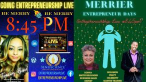 Solomon Pratt on the Entrepreneurship Live Show