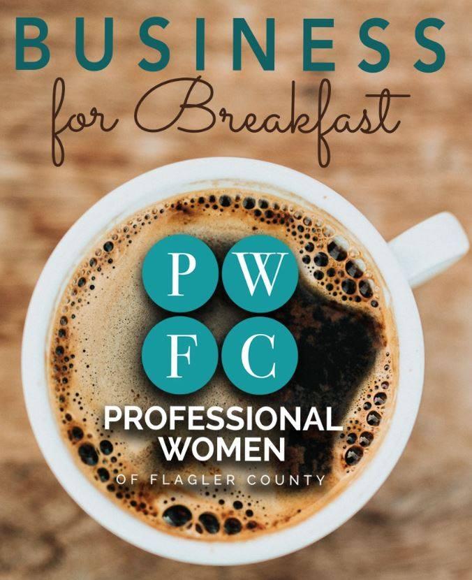 PWFC Business for Breakfast Jan. 7, 2021.