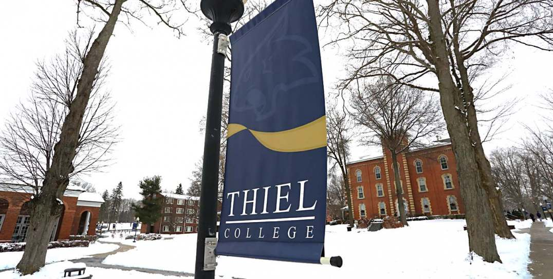 Thiel College accepting Busch Scholarship apps