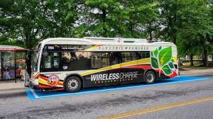 Wireless Charge Bus