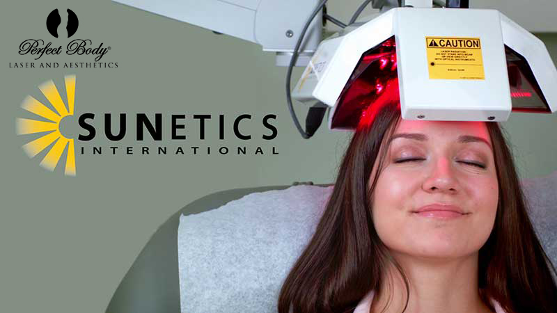 Sunetics International Hair Growth Laser