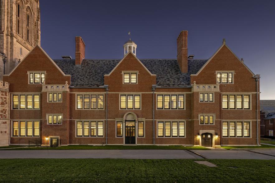 Memorial Schoolhouse - Photo by Louis Walker III