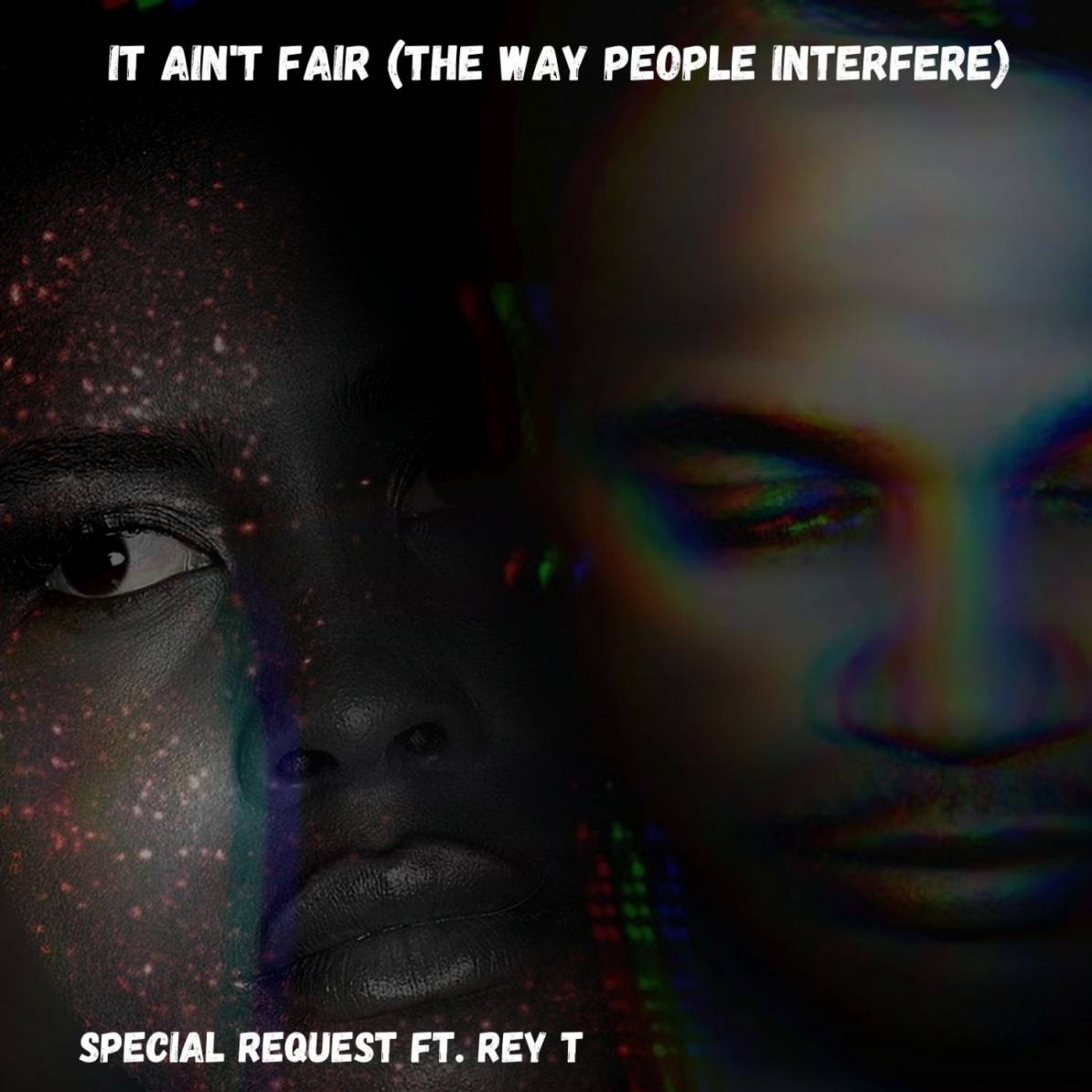 It Ain T Fair The Way People Interfere Cd Cover 4