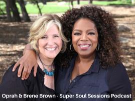 Oprah & Brene Brown Discuss Shame & Vulnerability