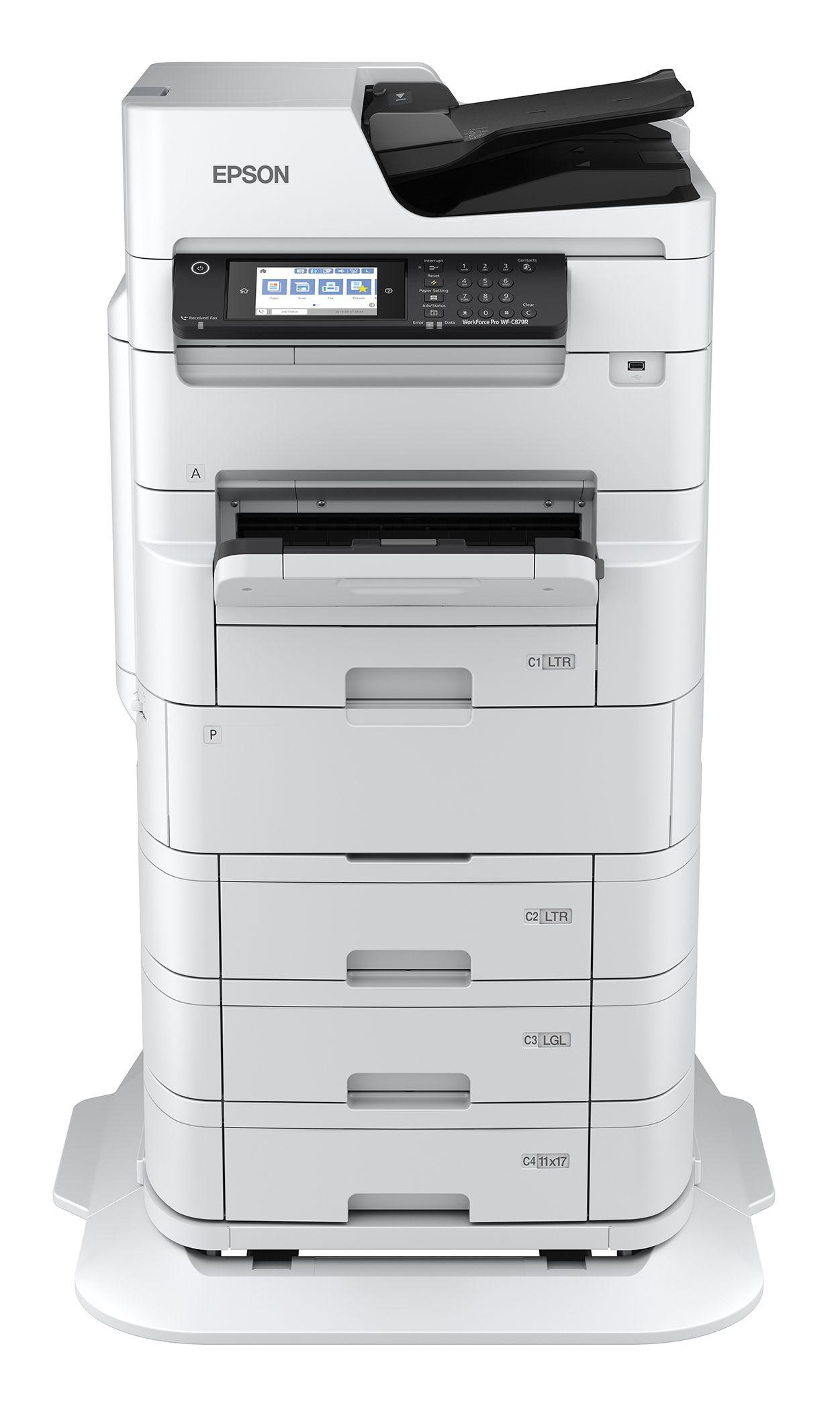 Epson Workforce Pro WF-C879R Colour MFP Printer