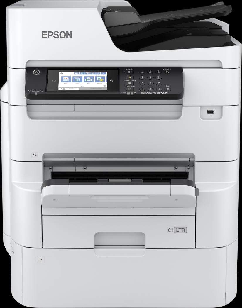 Epson Workforce Pro WF-C879R MFP - Base Model