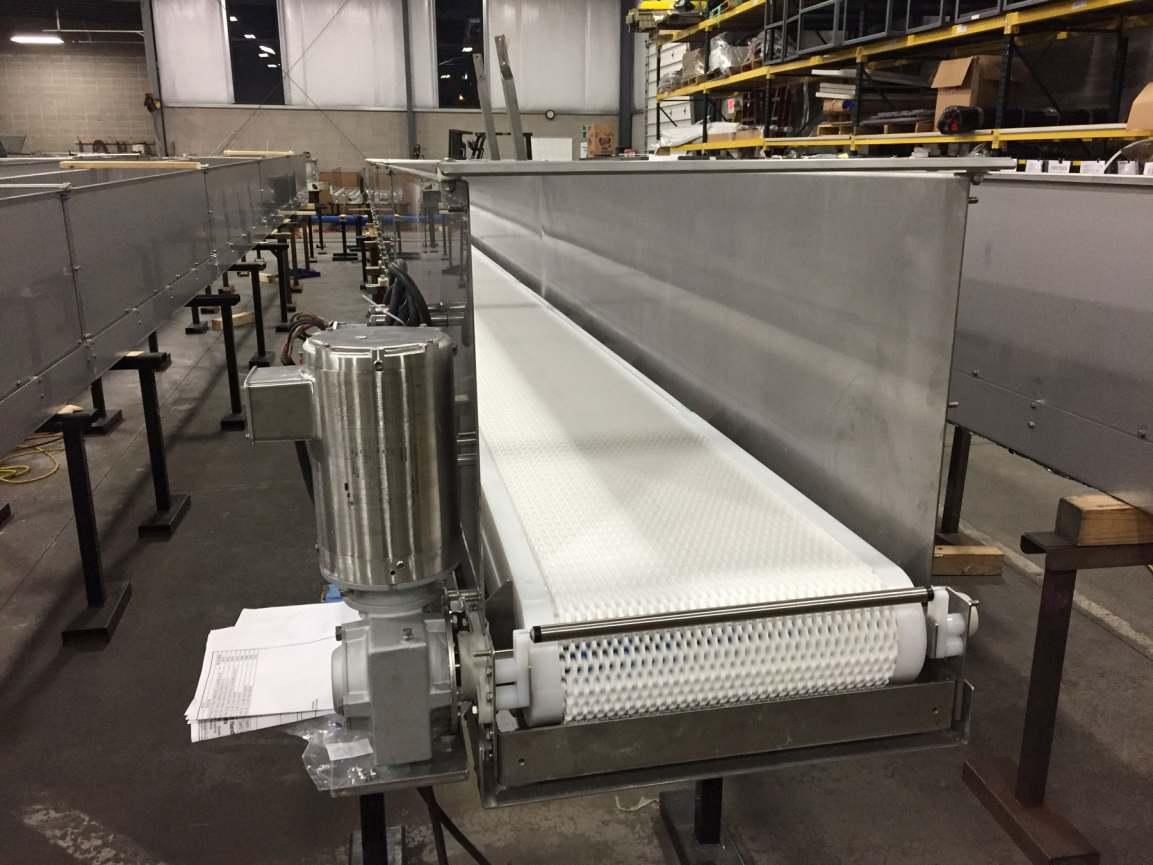 Robinson packaging conveyor