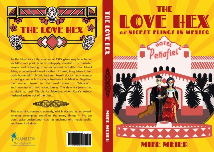 The Love Hex By Mike Meier Book Cover