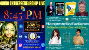 Donna S. Bellinger Entrepreneur New Year Starters