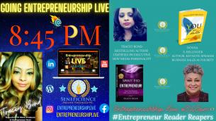 AskDSB.com  Entrepreneur Reader Reapers Entr. Live