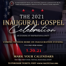 The 2021 Inaugural Gospel Celebration