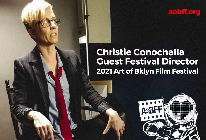 Christie Conochalla 2021 AoBFF