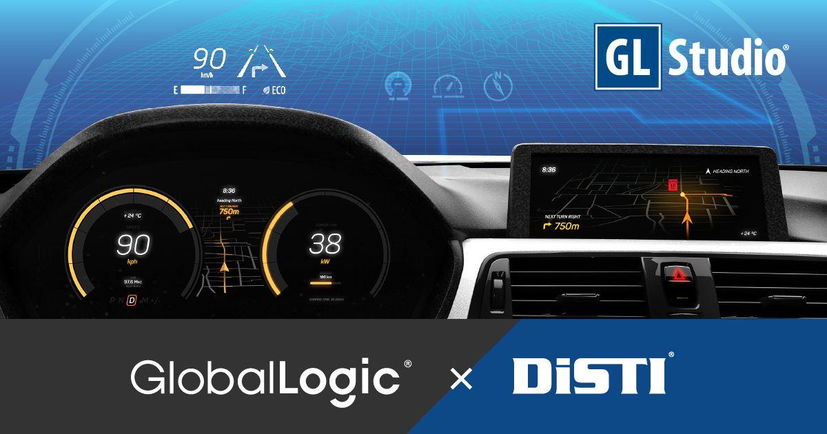 DiSTI Corporation Partners with GlobalLogic