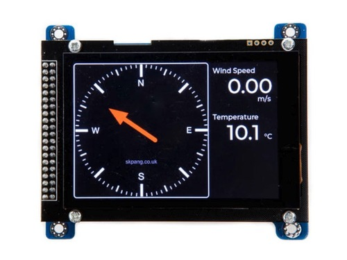 Teensy 4 0 NMEA 2000 Board With 3 5 Touch LCD