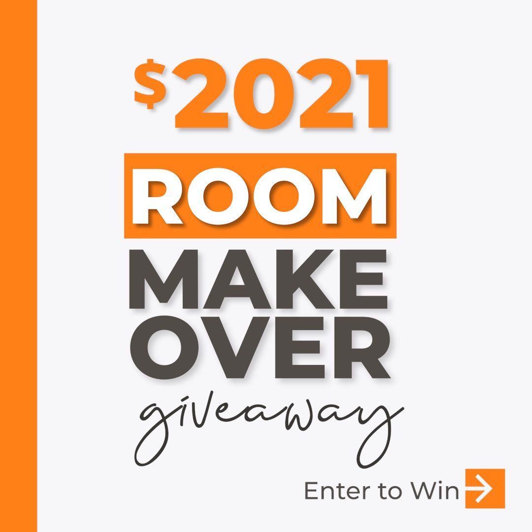 Valyou Furniture 2021 Room Makeover Giveaway
