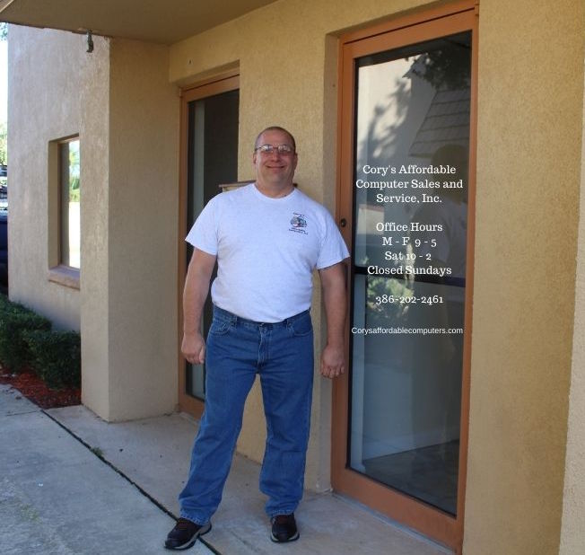 Cory's Affordable Computers has opened in Ormond.