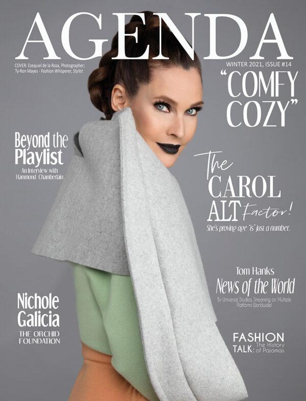 AGENDA Winter 2021 Issue 14, Comfy Cozy