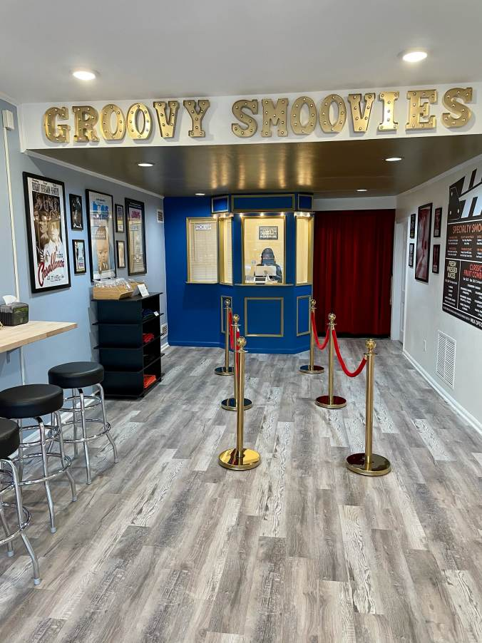 Groovy Smoovies in Haddonfield, New Jersey