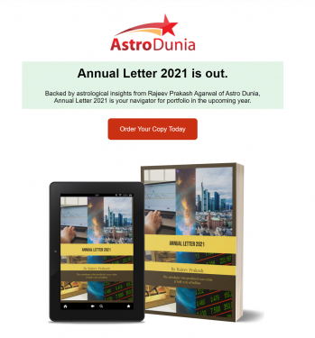 Annual Letter 2021 Launched