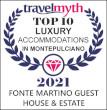 Travelmyth Luxury Award 2021